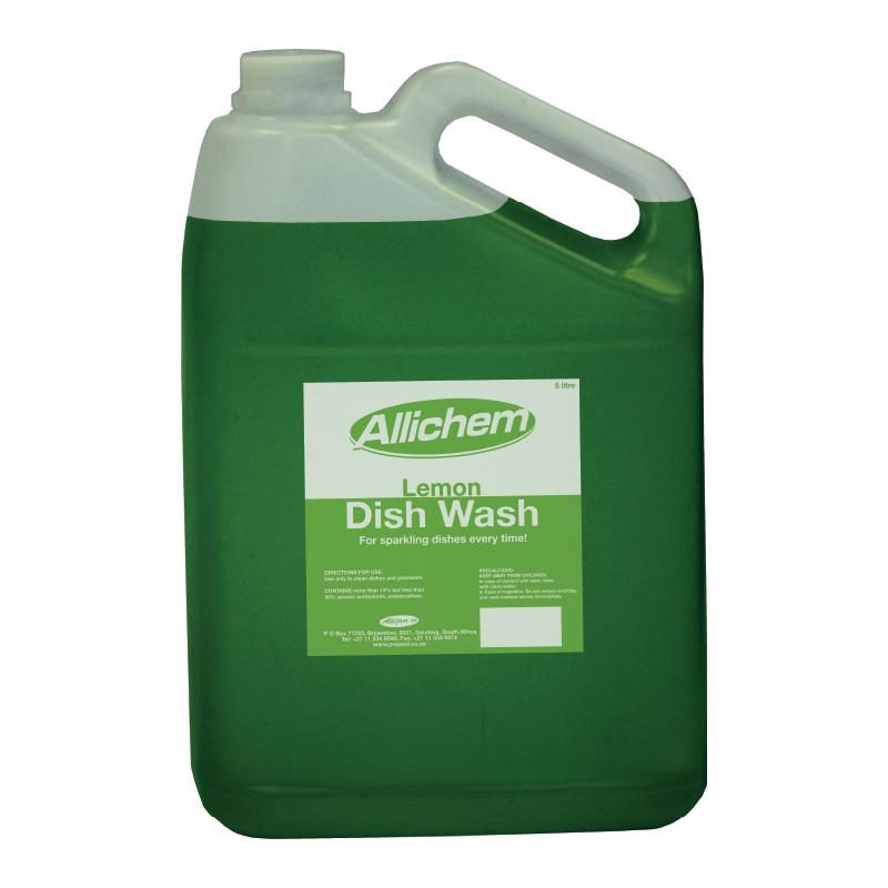 lemon-dishwash